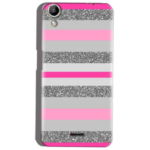 Micromax Canvas Selfie 2 Q340 Mobile Covers Cases Pink colour pattern - Lowest Price - Paybydaddy.com