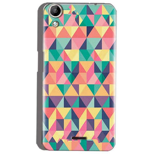 Micromax Canvas Selfie 2 Q340 Mobile Covers Cases Prisma coloured design - Lowest Price - Paybydaddy.com
