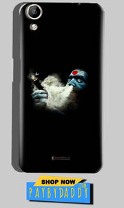 Micromax Canvas Selfie 2 Q340 Mobile Covers Cases Shiva Aghori Smoking - Lowest Price - Paybydaddy.com
