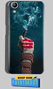Micromax Canvas Selfie 2 Q340 Mobile Covers Cases Shiva Hand With Clilam - Lowest Price - Paybydaddy.com