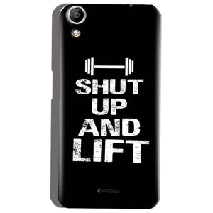 Micromax Canvas Selfie 2 Q340 Mobile Covers Cases Shut Up And Lift - Lowest Price - Paybydaddy.com