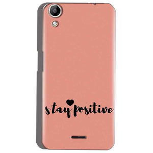 Micromax Canvas Selfie 2 Q340 Mobile Covers Cases Stay Positive - Lowest Price - Paybydaddy.com