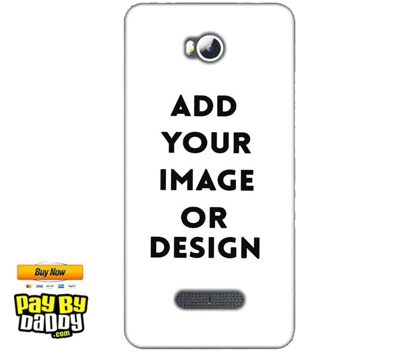Customized Micromax Canvas Spark 3 Q385 Mobile Phone Covers & Back Covers with your Text & Photo