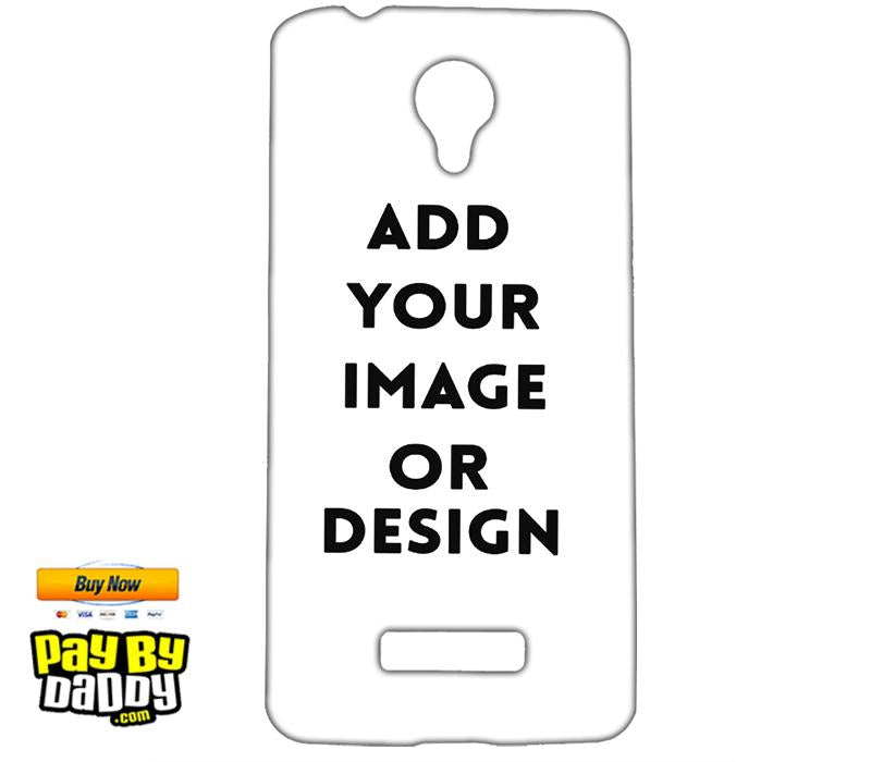 Customized Micromax Canvas Spark Q380 Mobile Phone Covers & Back Covers with your Text & Photo