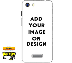 Customized Micromax Unite 3 Q372 Mobile Phone Covers & Back Covers with your Text & Photo