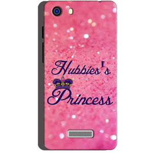 Micromax Unite 3 Q372 Mobile Covers Cases Hubbies Princess - Lowest Price - Paybydaddy.com