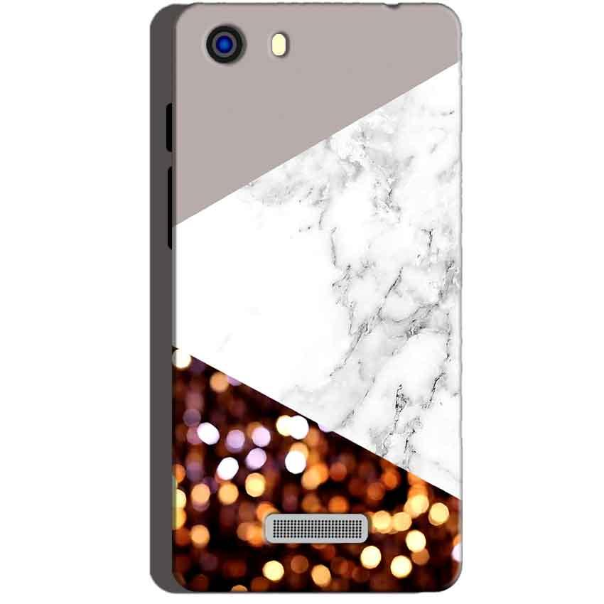 Micromax Unite 3 Q372 Mobile Covers Cases MARBEL GLITTER - Lowest Price - Paybydaddy.com