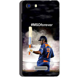 Micromax Unite 3 Q372 Mobile Covers Cases MS dhoni Forever - Lowest Price - Paybydaddy.com