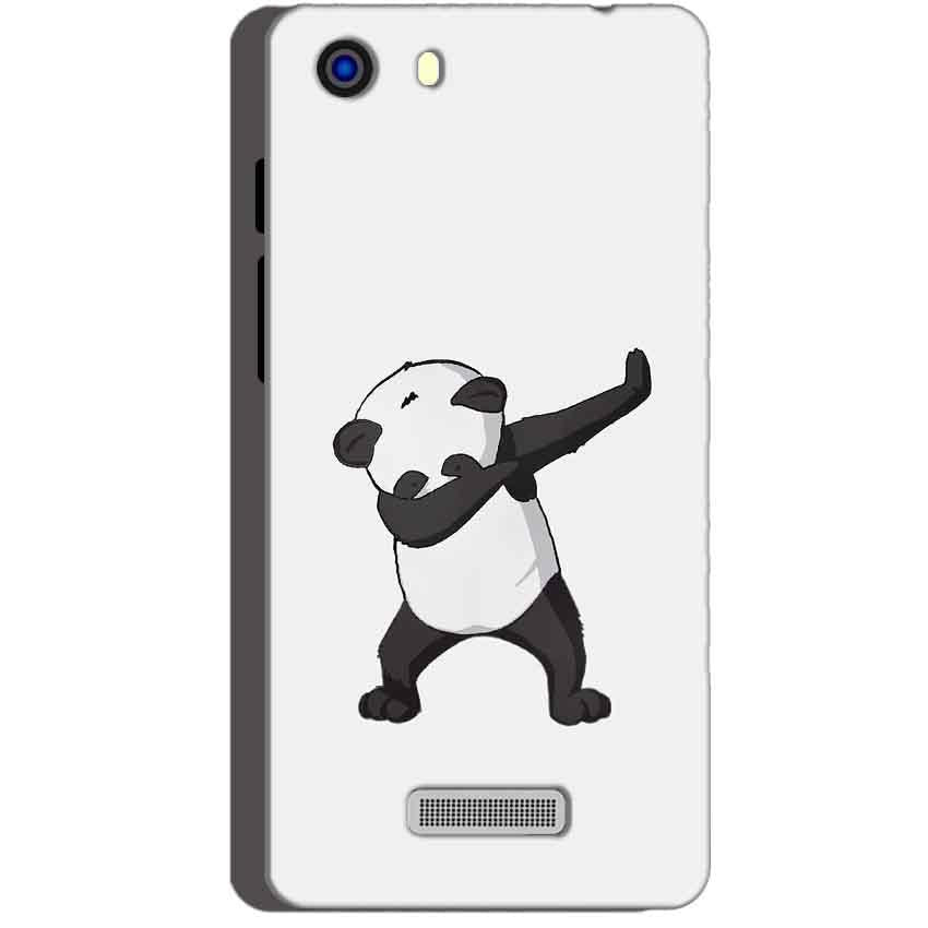 Micromax Unite 3 Q372 Mobile Covers Cases Panda Dab - Lowest Price - Paybydaddy.com