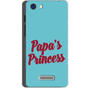 Micromax Unite 3 Q372 Mobile Covers Cases Papas Princess - Lowest Price - Paybydaddy.com