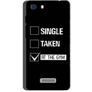 Micromax Unite 3 Q372 Mobile Covers Cases Single Taken At The Gym - Lowest Price - Paybydaddy.com