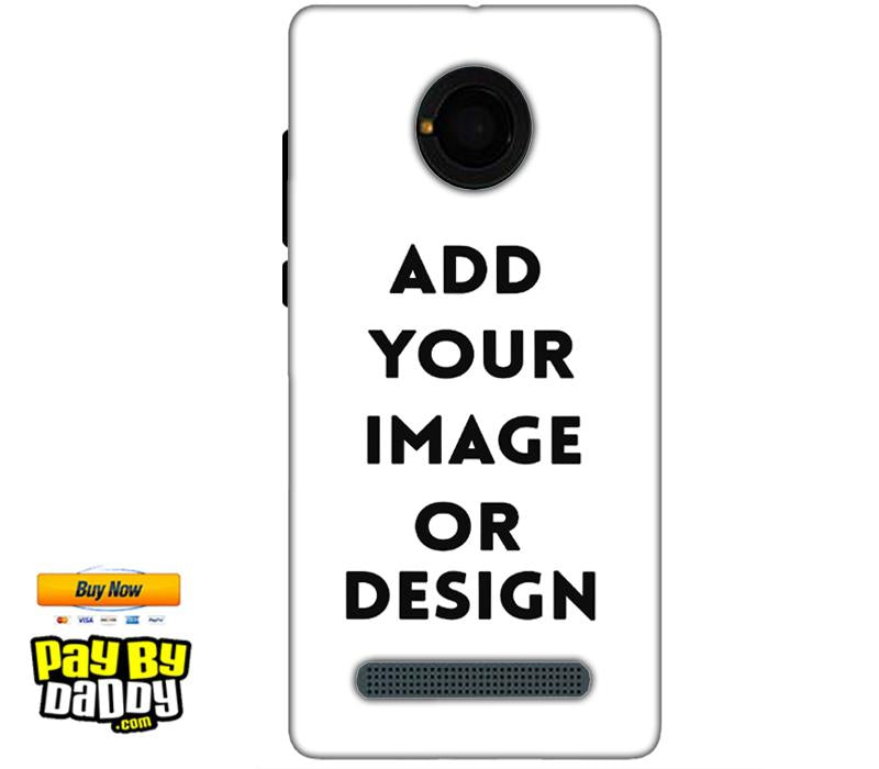 Customized Micromax YU Yunique Mobile Phone Covers & Back Covers with your Text & Photo