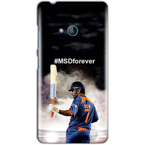 Microsoft Lumia 540 Mobile Covers Cases MS dhoni Forever - Lowest Price - Paybydaddy.com