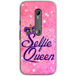 Moto G Turbo Edition Mobile Covers Cases Selfie Queen - Lowest Price - Paybydaddy.com