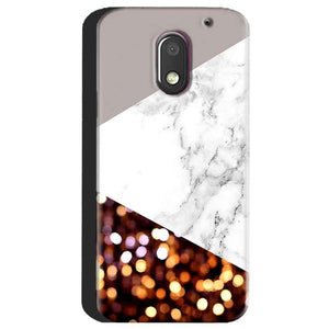 Motorola Moto E3 Power Mobile Covers Cases MARBEL GLITTER - Lowest Price - Paybydaddy.com