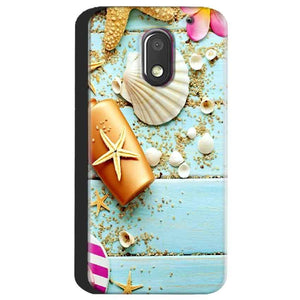 Motorola Moto E3 Power Mobile Covers Cases Pearl Star Fish - Lowest Price - Paybydaddy.com
