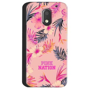 Motorola Moto E3 Power Mobile Covers Cases Pink nation - Lowest Price - Paybydaddy.com