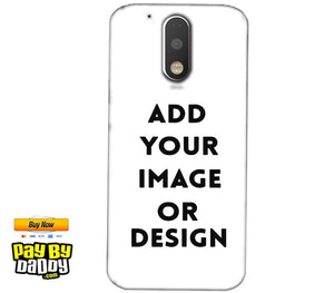 Customized Motorola Moto G4 Play Mobile Phone Covers & Back Covers with your Text & Photo