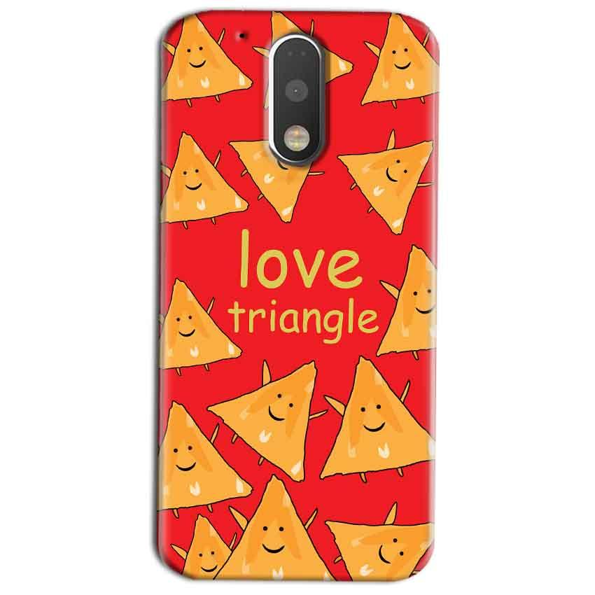 Motorola Moto G4 Play Mobile Covers Cases Love Triangle - Lowest Price - Paybydaddy.com