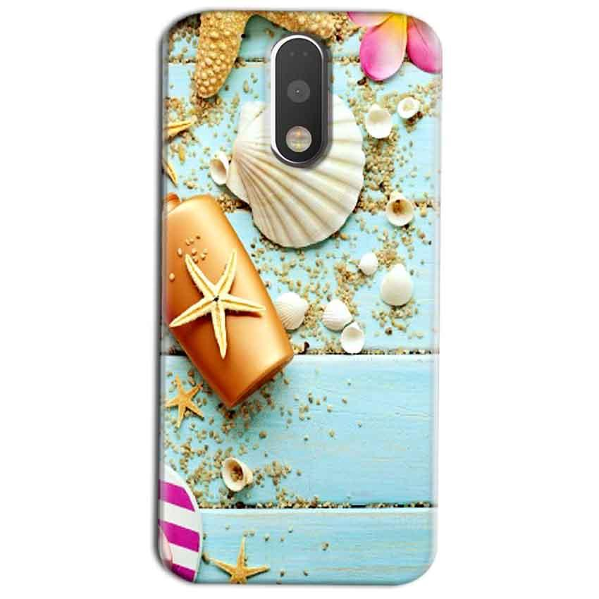Motorola Moto G4 Play Mobile Covers Cases Pearl Star Fish - Lowest Price - Paybydaddy.com