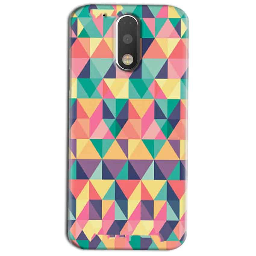 Motorola Moto G4 Play Mobile Covers Cases Prisma coloured design - Lowest Price - Paybydaddy.com