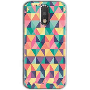 Motorola Moto G4 Plus Mobile Covers Cases Prisma coloured design - Lowest Price - Paybydaddy.com