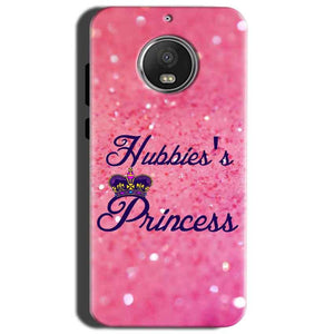 Motorola Moto G5S Mobile Covers Cases Hubbies Princess - Lowest Price - Paybydaddy.com