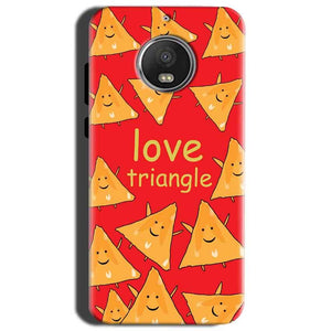 Motorola Moto G5S Mobile Covers Cases Love Triangle - Lowest Price - Paybydaddy.com