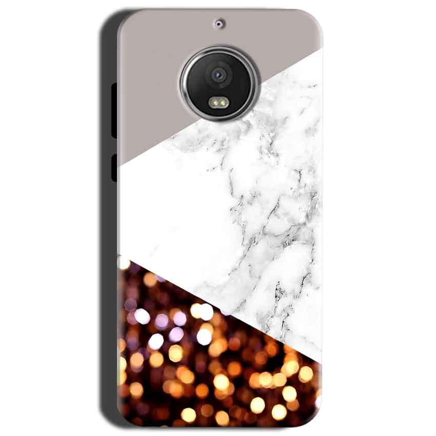 Motorola Moto G5S Mobile Covers Cases MARBEL GLITTER - Lowest Price - Paybydaddy.com