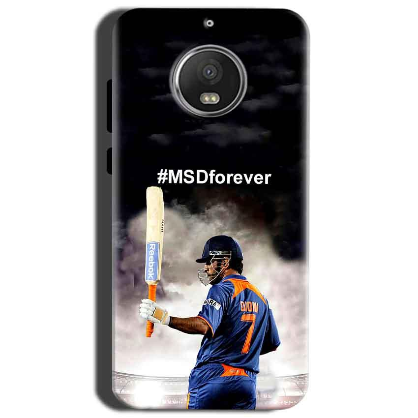 Motorola Moto G5S Mobile Covers Cases MS dhoni Forever - Lowest Price - Paybydaddy.com