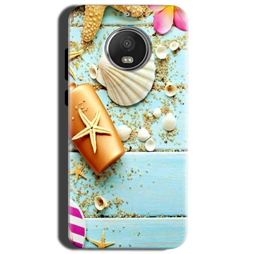 Motorola Moto G5S Mobile Covers Cases Pearl Star Fish - Lowest Price - Paybydaddy.com