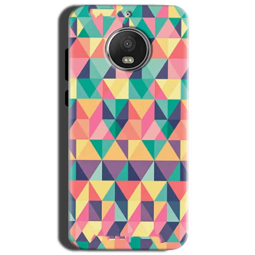 Motorola Moto G5S Mobile Covers Cases Prisma coloured design - Lowest Price - Paybydaddy.com
