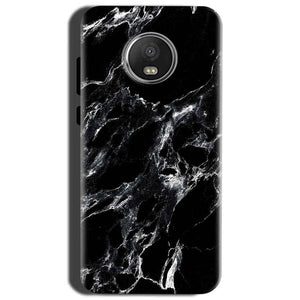Motorola Moto G5S Mobile Covers Cases Pure Black Marble Texture - Lowest Price - Paybydaddy.com
