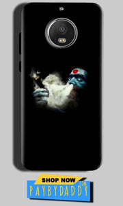 Motorola Moto G5S Mobile Covers Cases Shiva Aghori Smoking - Lowest Price - Paybydaddy.com