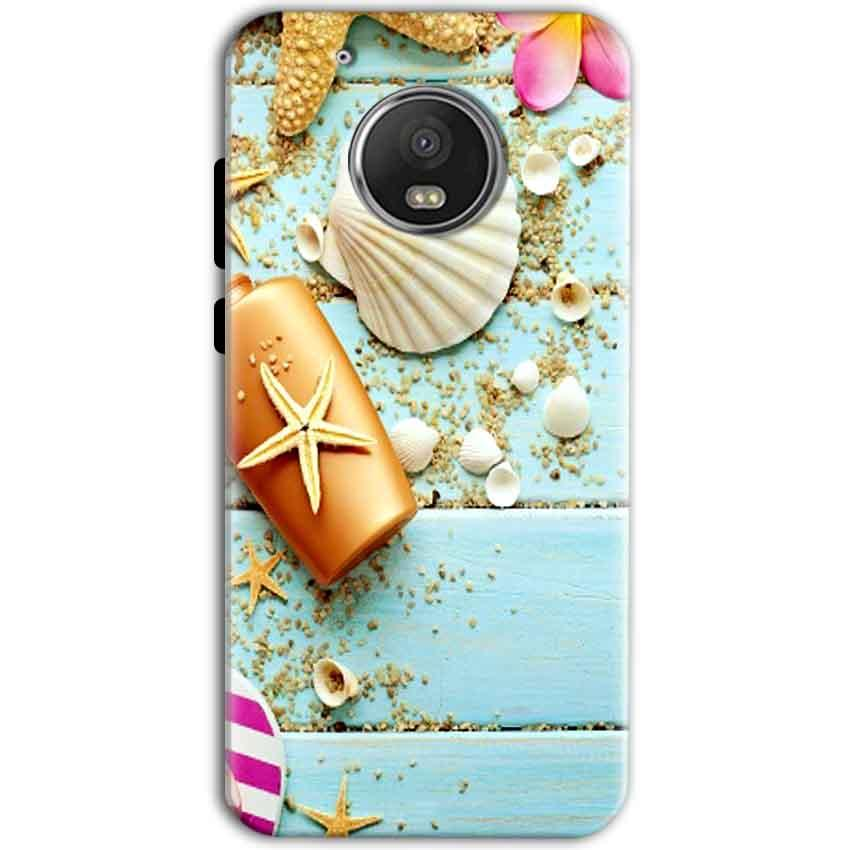 Motorola Moto G5 Mobile Covers Cases Pearl Star Fish - Lowest Price - Paybydaddy.com