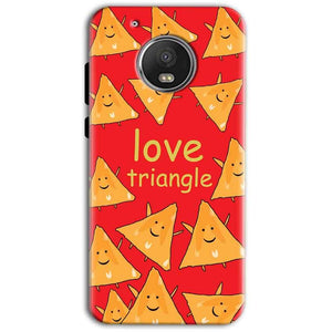 Motorola Moto G5 Plus Mobile Covers Cases Love Triangle - Lowest Price - Paybydaddy.com