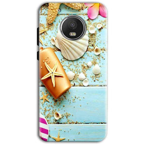 Motorola Moto G5 Plus Mobile Covers Cases Pearl Star Fish - Lowest Price - Paybydaddy.com