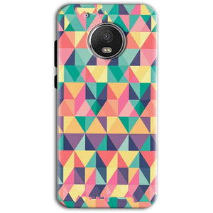 Motorola Moto G5 Plus Mobile Covers Cases Prisma coloured design - Lowest Price - Paybydaddy.com