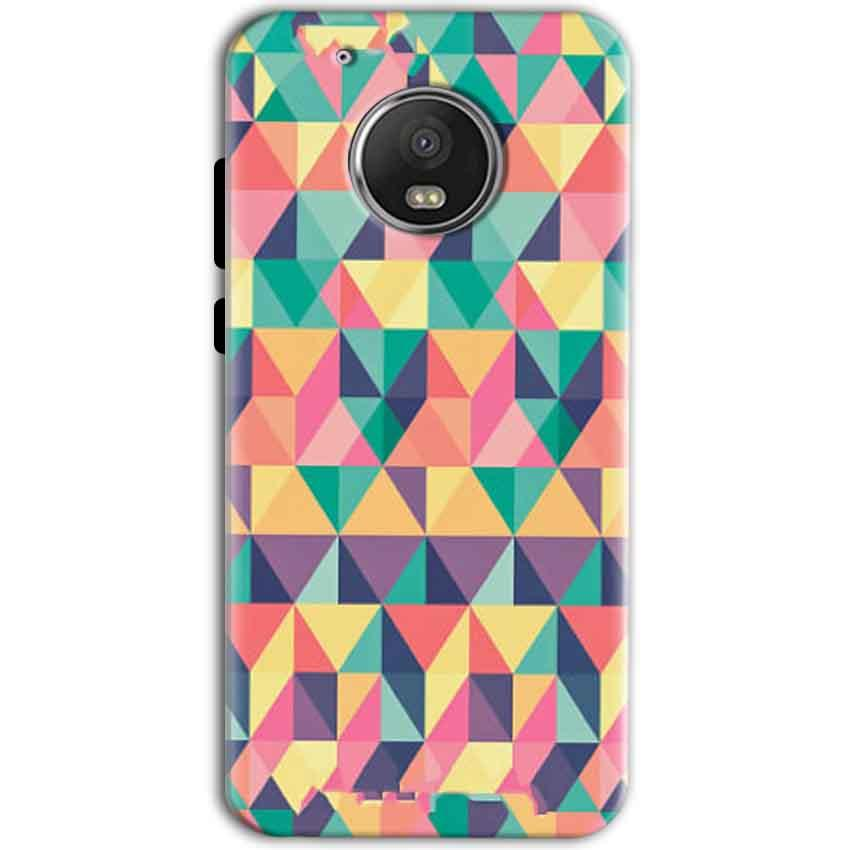 Motorola Moto G5 Mobile Covers Cases Prisma coloured design - Lowest Price - Paybydaddy.com