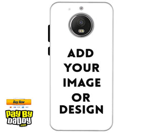Customized Motorola Moto G5 S Plus Mobile Phone Covers & Back Covers with your Text & Photo