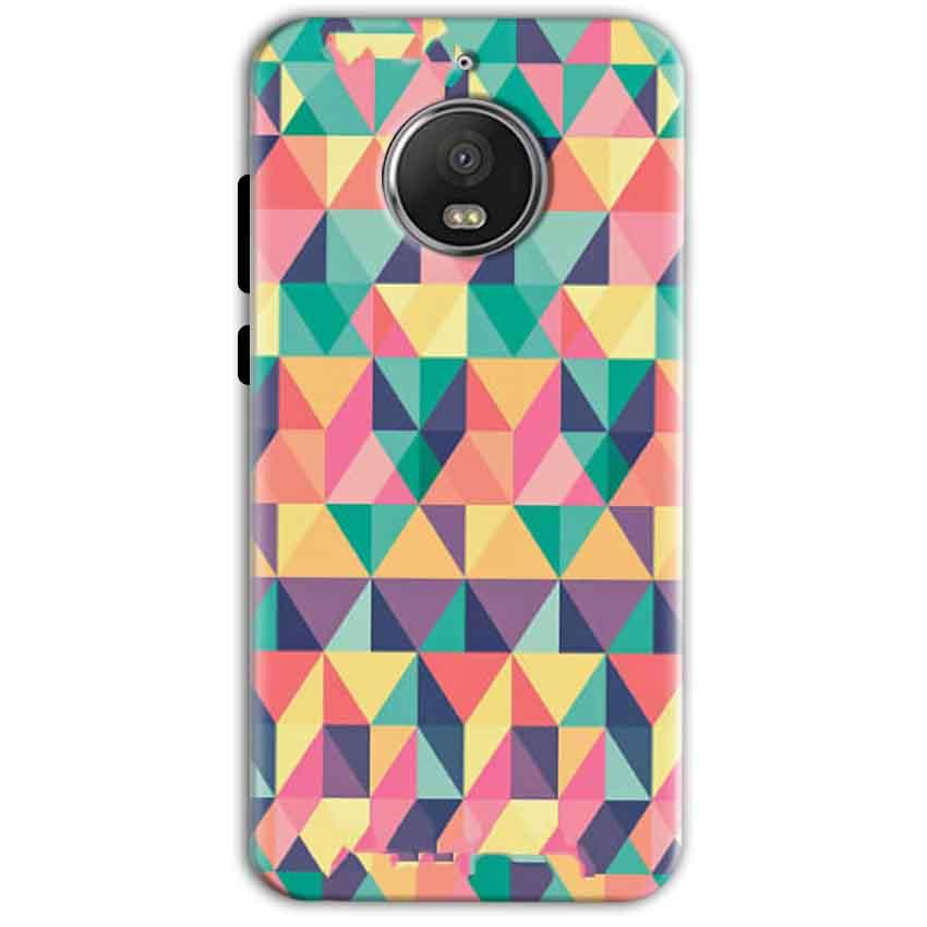 Motorola Moto G5 S Plus Mobile Covers Cases Prisma coloured design - Lowest Price - Paybydaddy.com