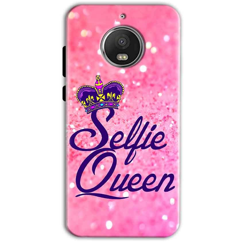 Motorola Moto G5 S Plus Mobile Covers Cases Selfie Queen - Lowest Price - Paybydaddy.com