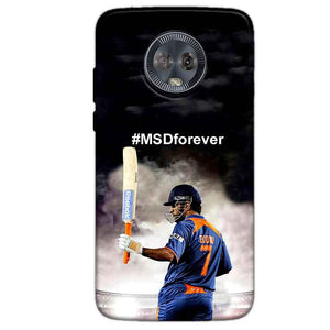 Motorola Moto G6 Mobile Covers Cases MS dhoni Forever - Lowest Price - Paybydaddy.com