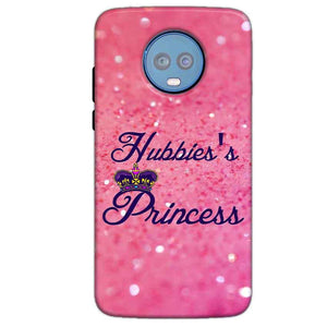 Motorola Moto G6 Plus Mobile Covers Cases Hubbies Princess - Lowest Price - Paybydaddy.com