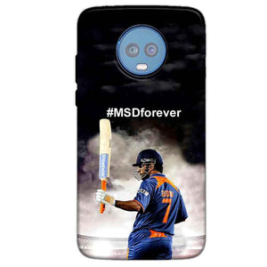 Motorola Moto G6 Plus Mobile Covers Cases MS dhoni Forever - Lowest Price - Paybydaddy.com