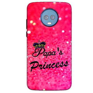 Motorola Moto G6 Plus Mobile Covers Cases PAPA PRINCESS - Lowest Price - Paybydaddy.com