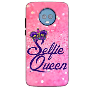 Motorola Moto G6 Plus Mobile Covers Cases Selfie Queen - Lowest Price - Paybydaddy.com