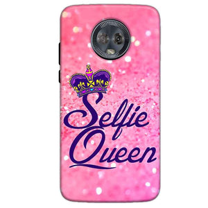 Motorola Moto G6 Mobile Covers Cases Selfie Queen - Lowest Price - Paybydaddy.com