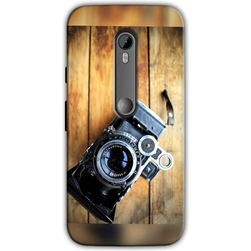 Motorola Moto G 3rd gen Mobile Covers Cases Camera With Wood - Lowest Price - Paybydaddy.com