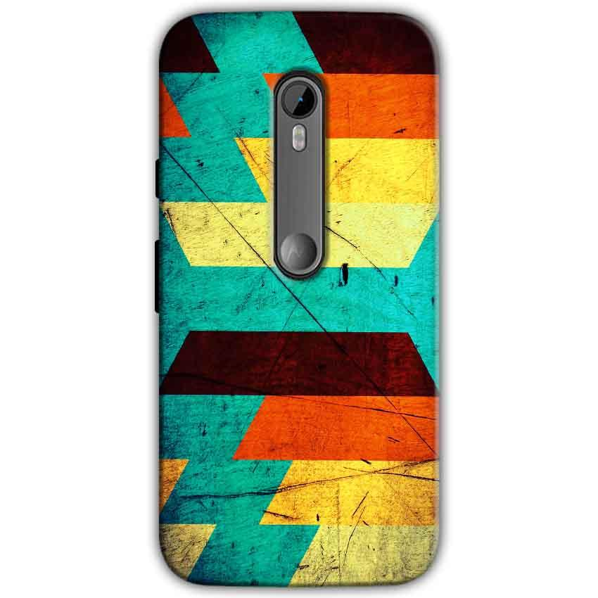 Motorola Moto G 3rd gen Mobile Covers Cases Colorful Patterns - Lowest Price - Paybydaddy.com
